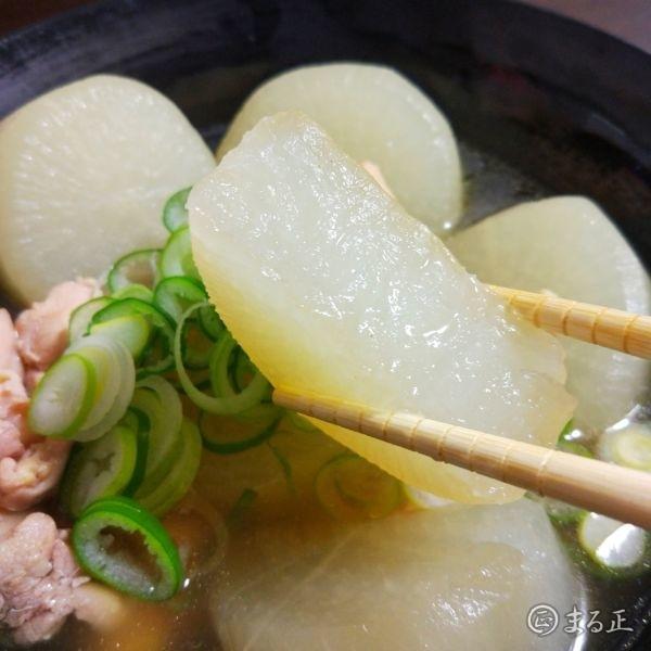 大根と鶏肉の出汁煮
