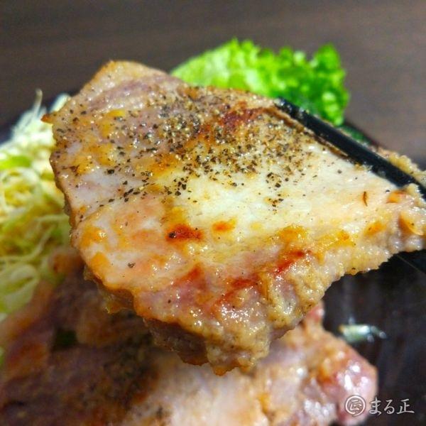 写真 豚肉の味噌漬け焼き