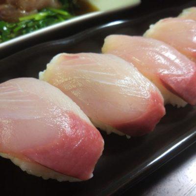 おうちでにぎり寿司