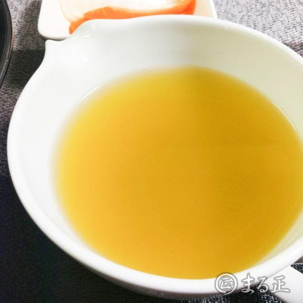 写真:出汁茶