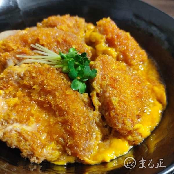 カツ丼(味濃いめ)
