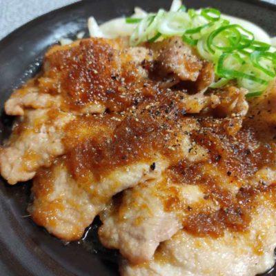 写真:生姜焼き